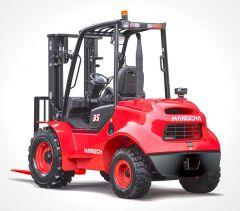 Hangcha 2 wheel Drive Rough Terrain 2.5-3.5 Tonne