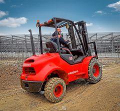 Hangcha 4 wheel Drive Rough Terrain 2.5-3.5 tonne