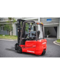 3 Wheel Electric Forklift Truck - 990kg Capacity