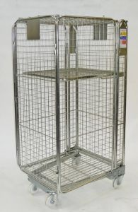 Full Security Roll cage - Mesh Infill
