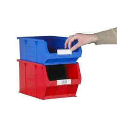 TC Plastic Label Holders for TC Storage Containers x100