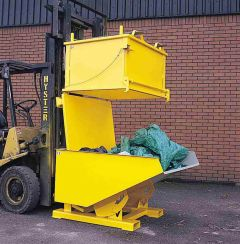 Base Emptying Stillages 1.5m³
