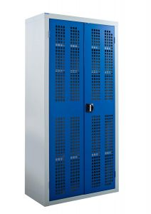 Perforated Cupboard 900mm x 900mm x 460mm