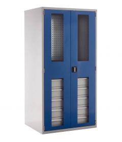 Multi-Storage Solid Cupboard 1825mm x 940mm x 710mm