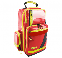 Emergency backpack large - PVC Red