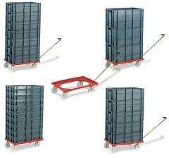 Euro Container Dolly