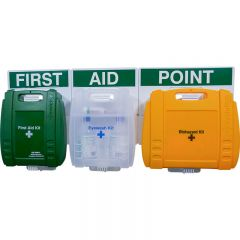 Evolution Comprehensive First Aid Point BS 8599 Compliant - Small