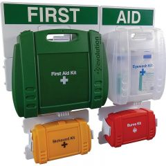 Evolution Complete First Aid Point BS 8599 Compliant - Large