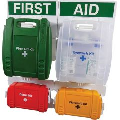Evolution Complete First Aid Point BS 8599 Compliant - Medium