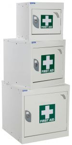 First Aid Locker - various sizes available