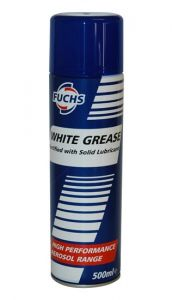 Fuchs - 12x 500ml cans of White Grease