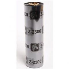 Zebra 2300 Wax Ribbons - 110mm x 74M - Desktop Thermal Transfer Printers