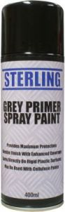 Grey Primer Spray Paint Aerosol/Spray (400ml)