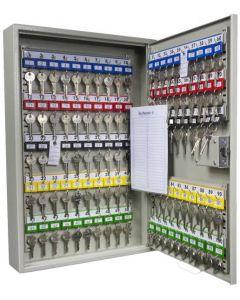 KeySecure Key Cabinet - various key capacities and various locking mechanisms