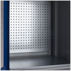 Square Perforated Panel for Multi-Storage Cupboard