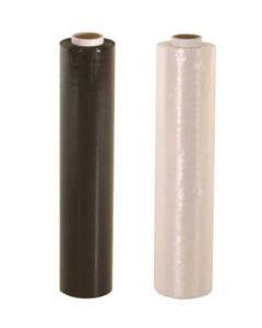 Shrink Wrap x6 - Black or Clear