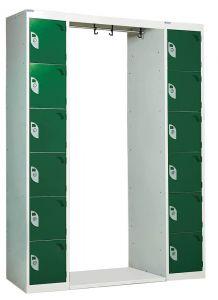 Archway Locker 12 Tier 1800mm x 1625mm x 450mm
