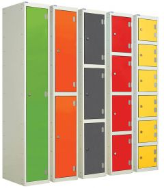 Splash Laminate Locker 1800mm x 300mm x 450mm