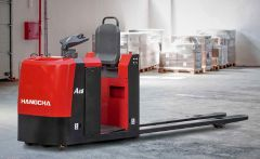 Hangcha Electric Low Level Order Picker - 540mm(euro) fork width - 2500kg Load Capacity