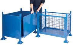Detachable Mesh/Steel Side Pallet