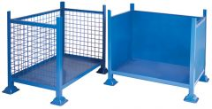 Mesh/Steel Sided Open Fronted Pallet