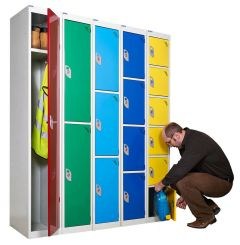 Premium Locker 1800mm x 450mm x 450mm