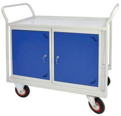 Double Cupboard Trolley (MDF) 1050mm x 900mm or 1200mm x 600mm