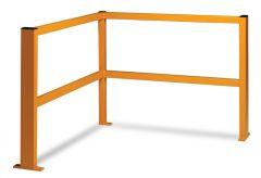 Corner Barrier - Open Barrier - Various Sizes
