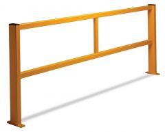 Straight Barrier - Open Barrier 1200mm x 900mm
