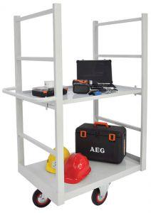 Adjustable Shelf Truck 1500mm x 900mm x 600mm