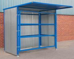 Single Gate Open Drum Storage 2100mm x 25000mm x 1900mm