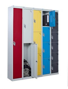 Standard Locker 1800mm x 450mm x 300mm