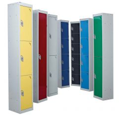 Standard Locker 1800mm x 380mm x 380mm