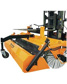 Forklift Attachments - Forklift Sweepers