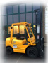 Industrial Forklifts - Used Diesel Forklifts