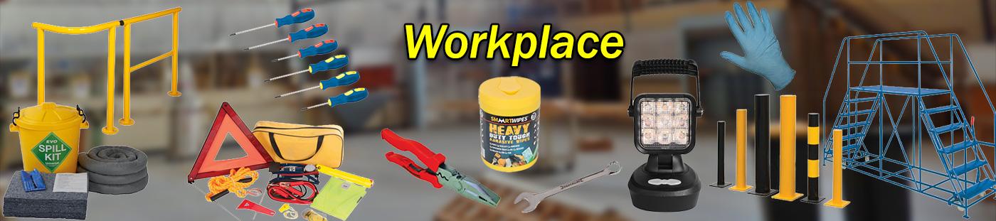 Workplace Header image