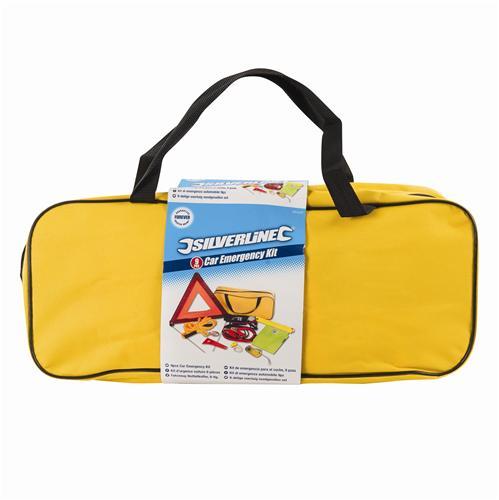 Car Emergency Kit 9 Piece
