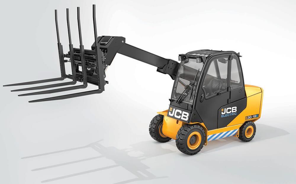 JCB 30-19E Electric Teletruk (JCB Telehandler)