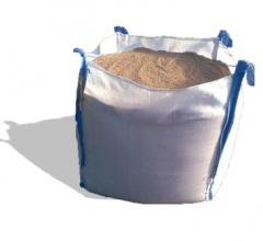 Brown Rock Salt - Bulk 950kg Bag