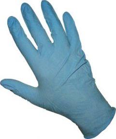 Box of Nitrile 'POWDER FREE' gloves