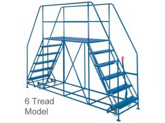 Double Ended Access Platform 1600mm depth x 762mm