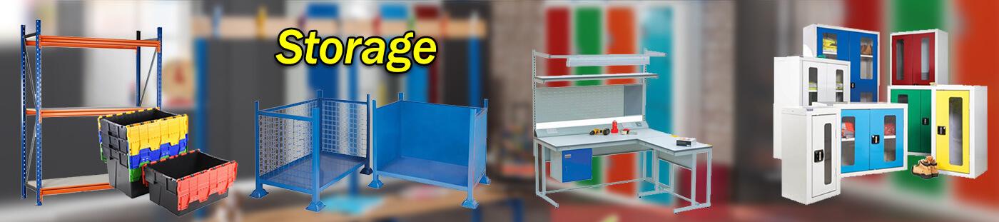 Storage Header image