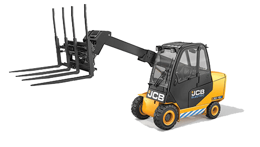 JCB Electric Teletruk